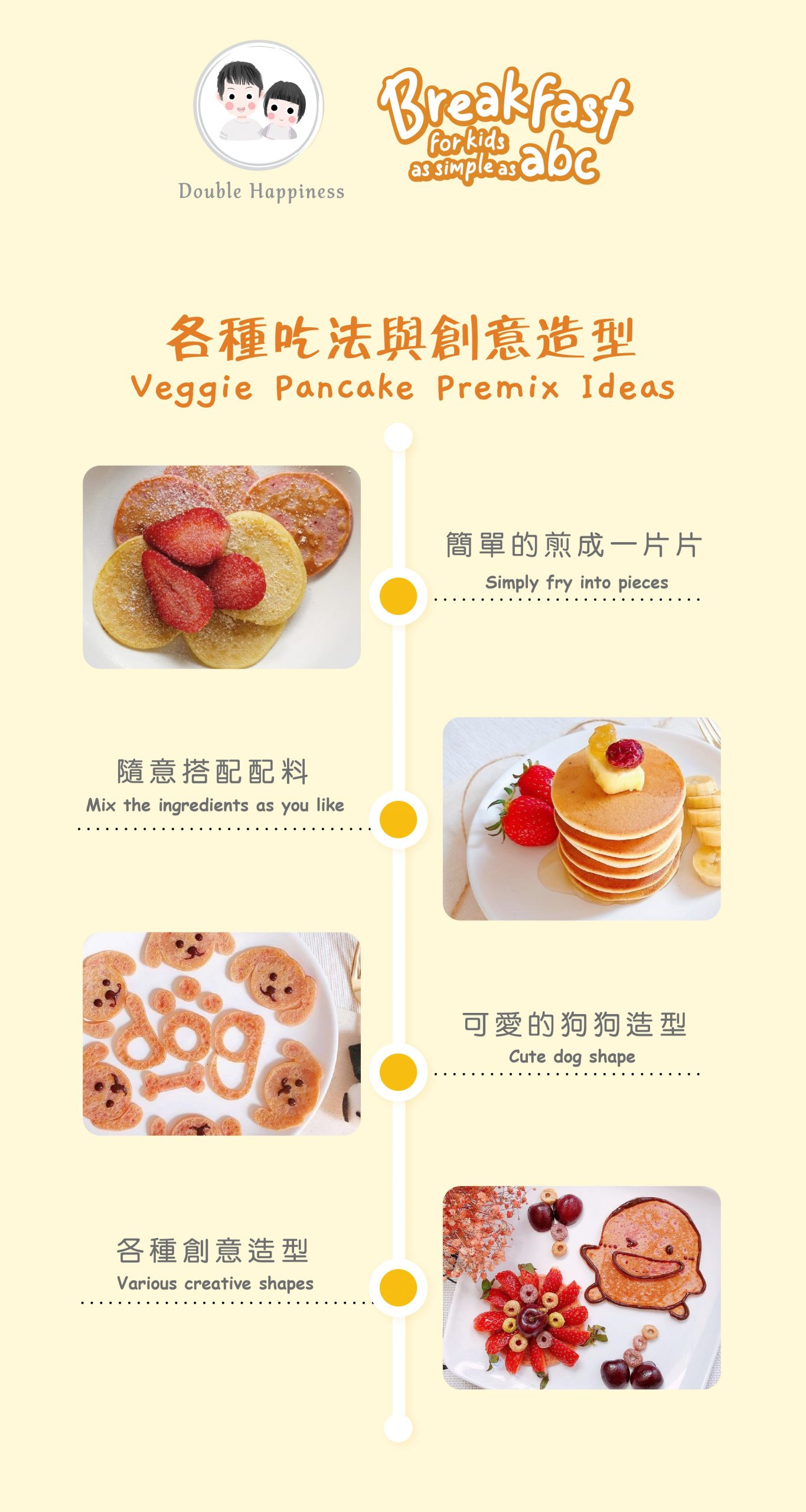 Pumpkin Pancake Premix cooking ideas