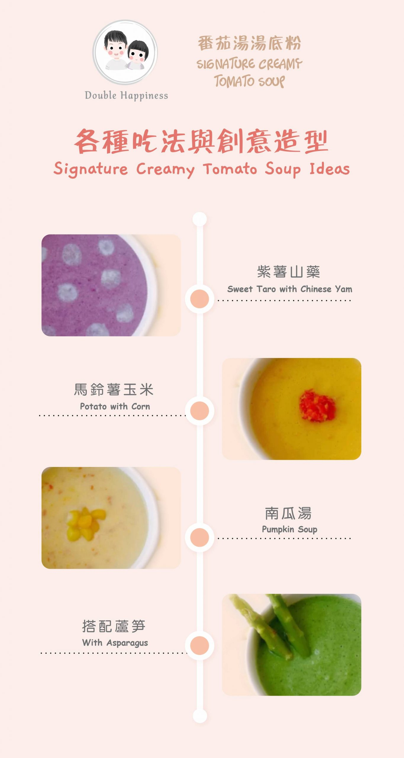 Signature Creamy Tomato Soup cooking ideas