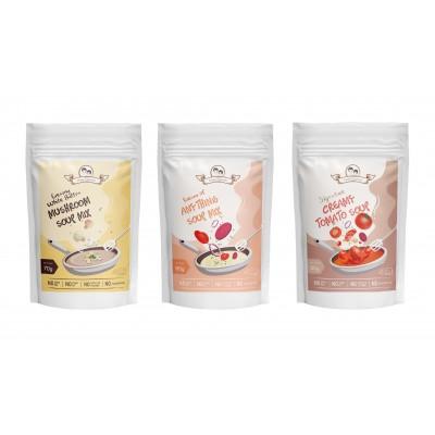Baby Cream Soup Premix